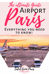 Charles de Gaulle Airport to Paris