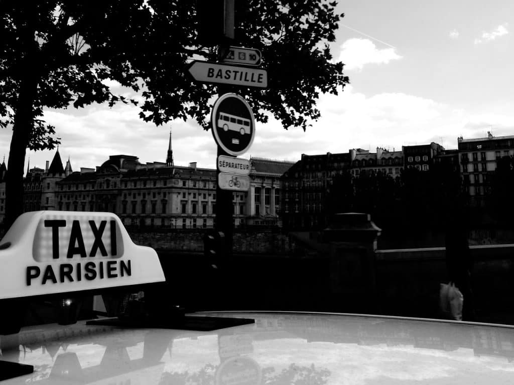 Taxis from Charles de Gaulle to Paris are a popular method for transfers from Paris cdg to city