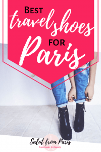 best shoes for Paris