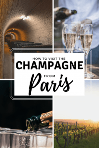 Paris to Champagne