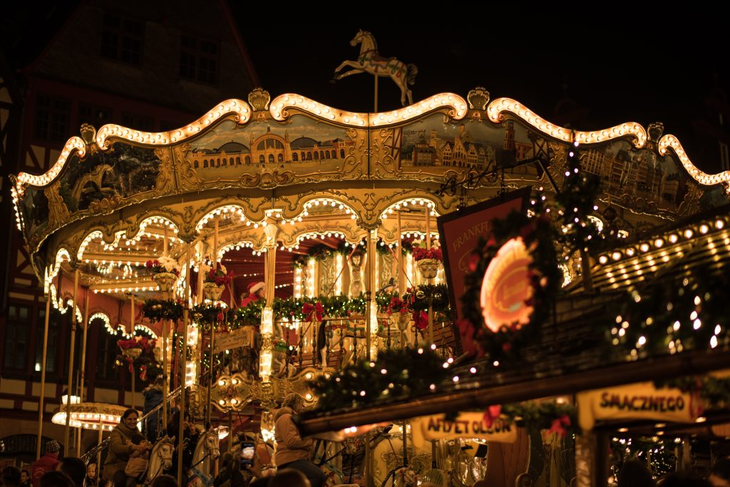 Christmas in Paris - visit the Christmas Market in Strasbourg from Paris