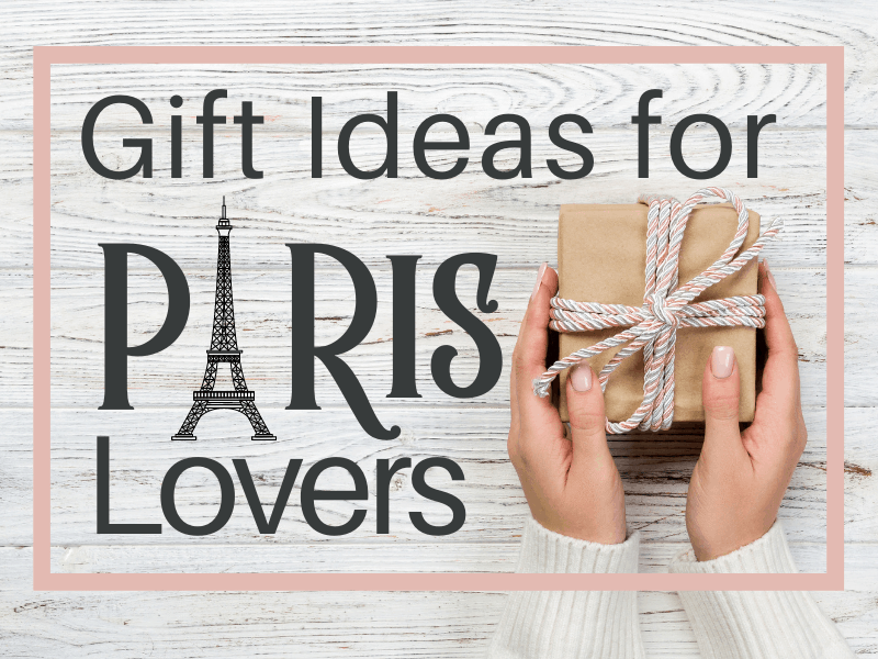 75 gift ideas for Paris Lovers!