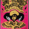 Jimi Hendrix e Soft Machine Tour