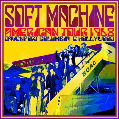 Soft Machine Live Usa Jimi Hendrix