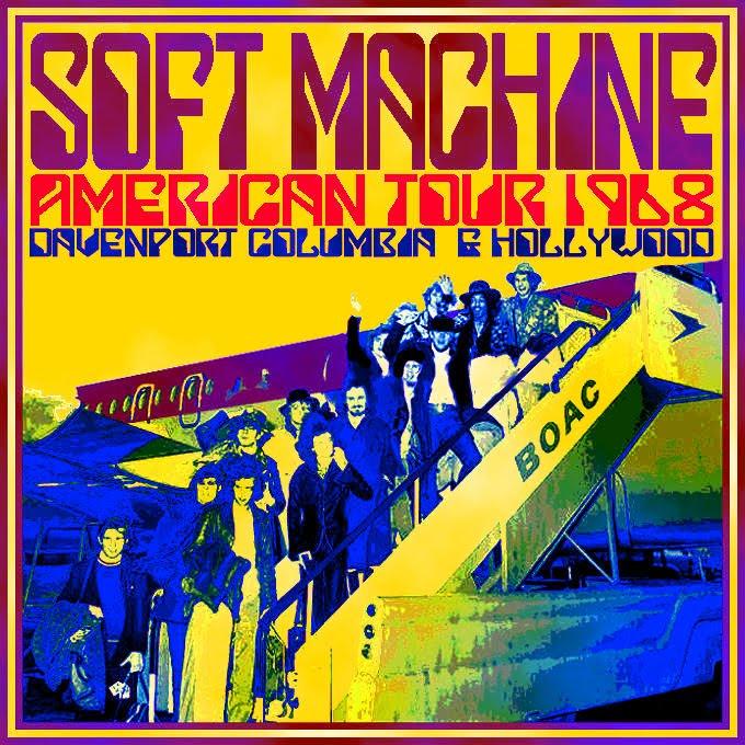 Soft Machine Live Usa Jimi Hendrix