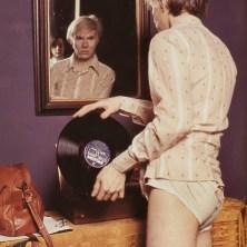 Andy Warhol in mutande