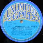 Barry White Love Unlimited Orchestra Etichetta Lato 1