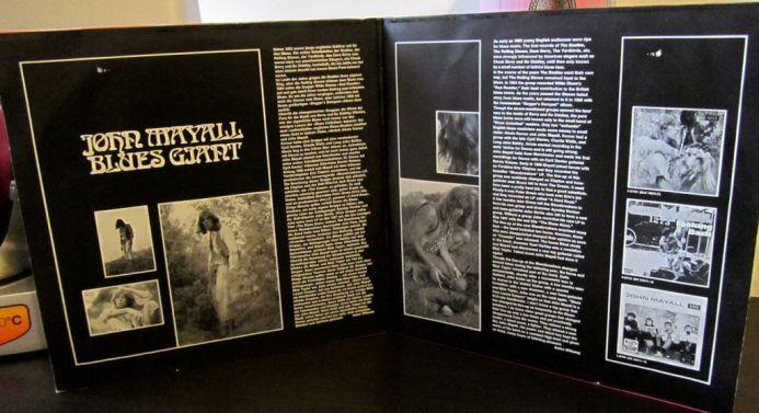 John Mayall Blues Giant Interno