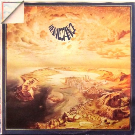 Renaissance Album Omonimo Front
