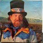 Willie Nelson Stardust Retro Copertina