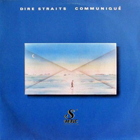 Dire Straits, 1979, lady writer,