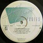 Eagles Hotel California Label Aside