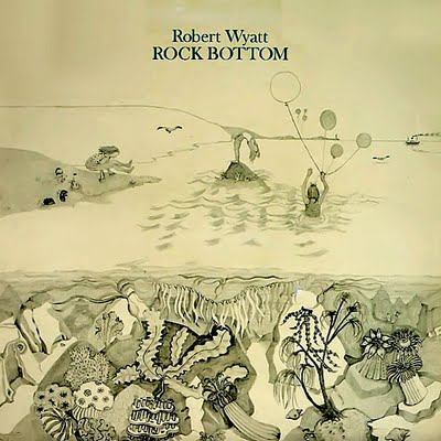 Robert Wyatt produzioni Nick Mason Producer Rock Bottom
