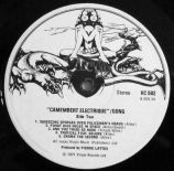 Gong Camembert Electrique B Side