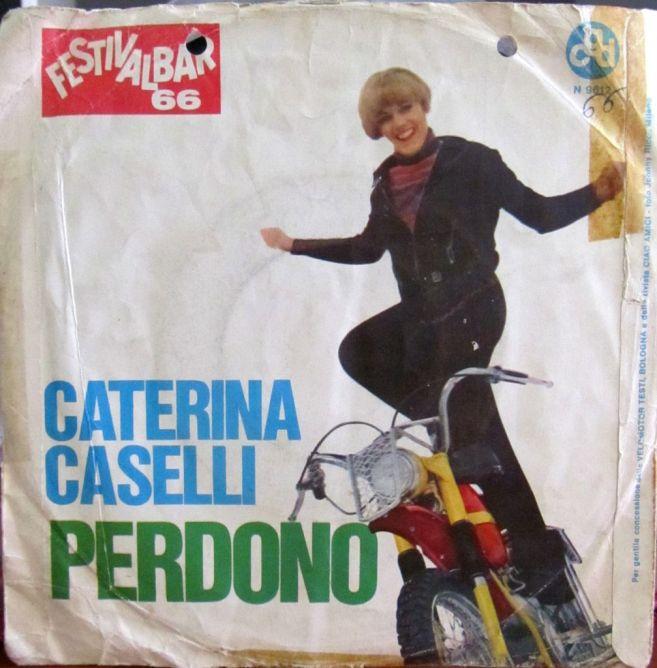 Caterina Caselli Perdono 45 giri anni 60