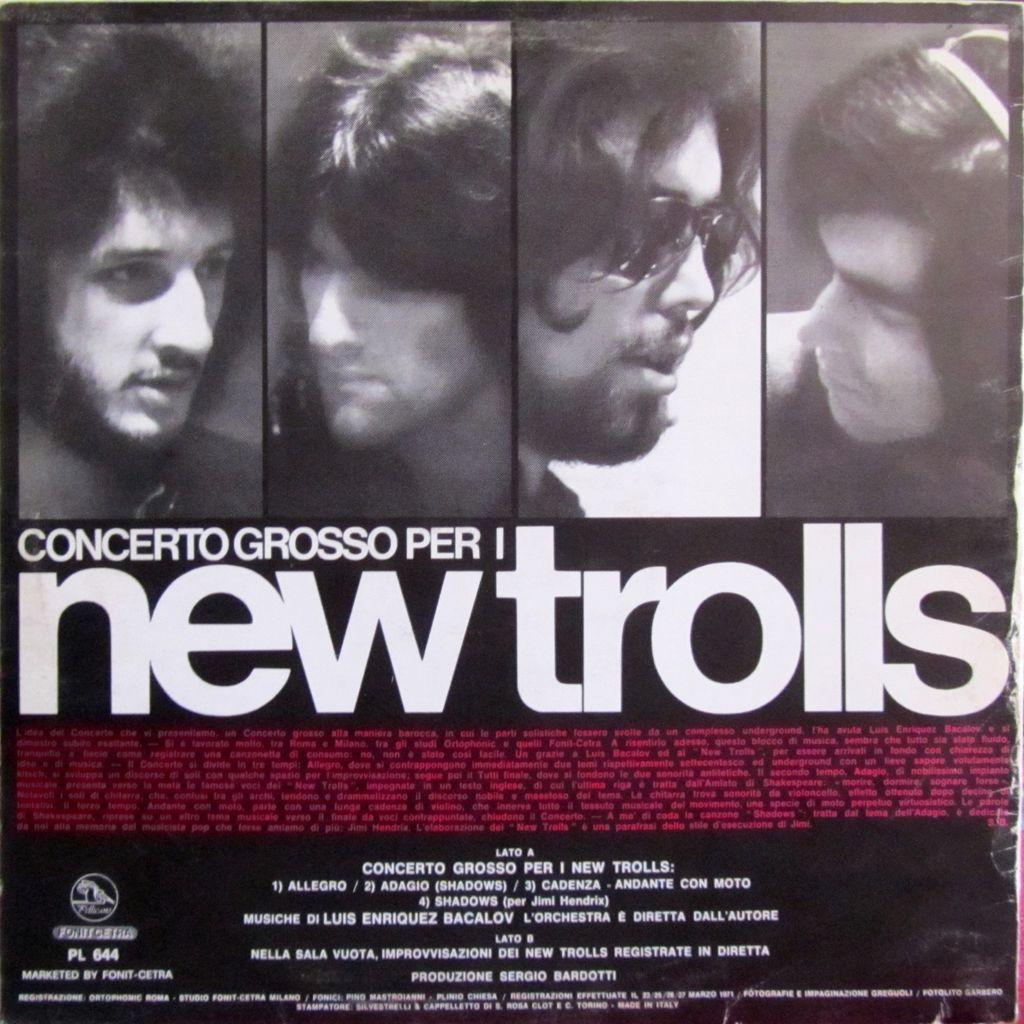 i new trolls improvvisano nella sala vuota, LP, Vinyl, Progressive