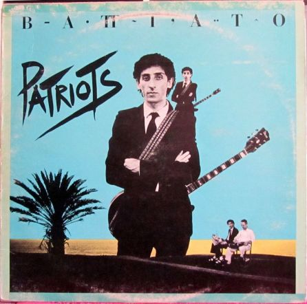 Franco Battiato in Vinile