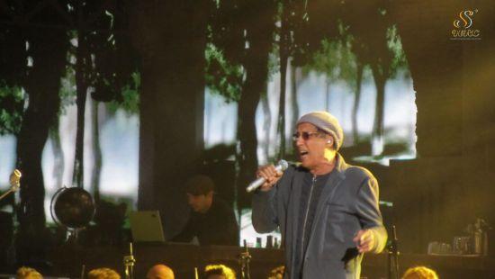 Arena di Verona Adriano Celentano Photo Gallery