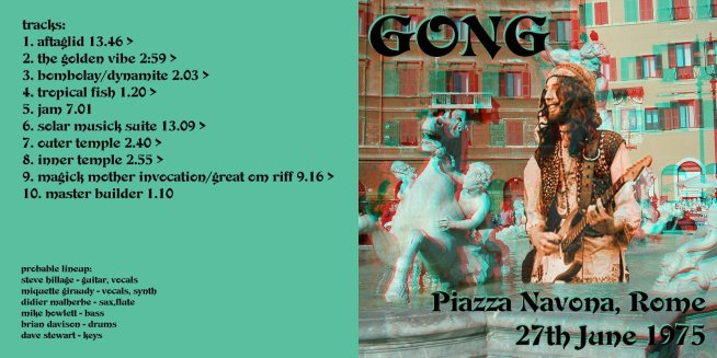 gong a piazza navona