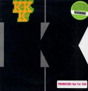 Klark-Kent The Album Front