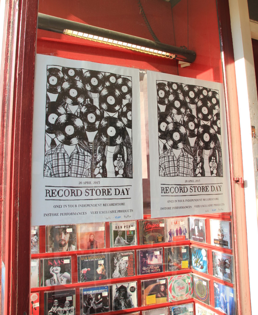 RSD Utrecht 2013, Vinyl Albums