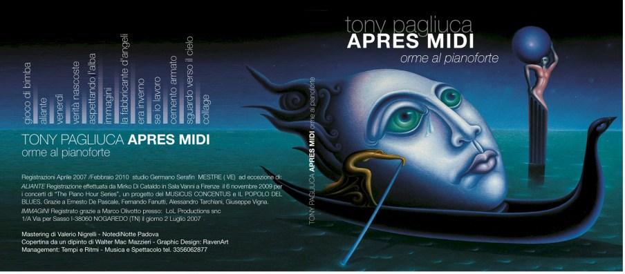 Walter Mac Mazzieri - Apres Midi - Pagluca (CANZONIERE NOTTURNO, 1992)