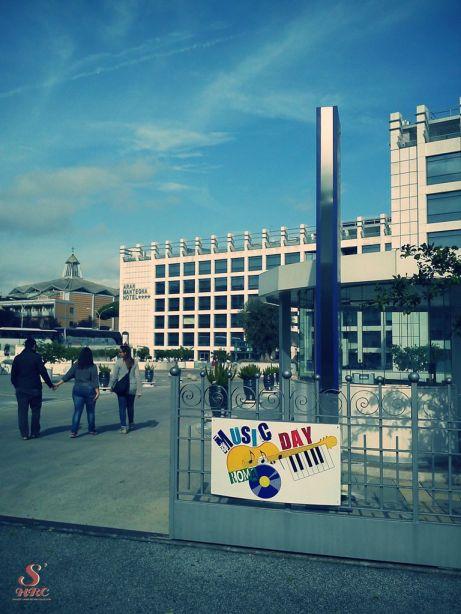 ingresso al music day roma