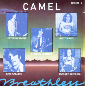 Camel - Breathless - Front