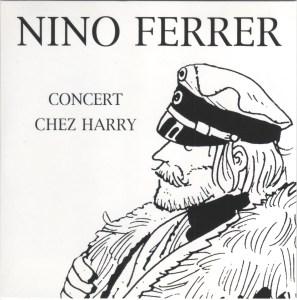 Pratt-Nino Ferrer concert chez harry