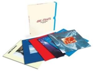 Dire Straits Studio ALbum Edition