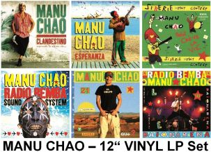 Manu Chao Ristampe 2013