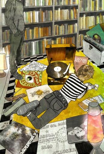 In mezzo a vecchi vinili - la vinyl revolution