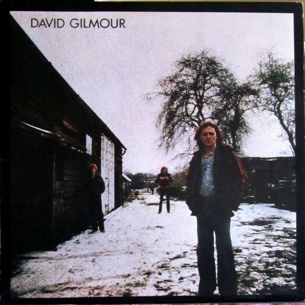 Gilmour Fronte dischi solisti pink floyd