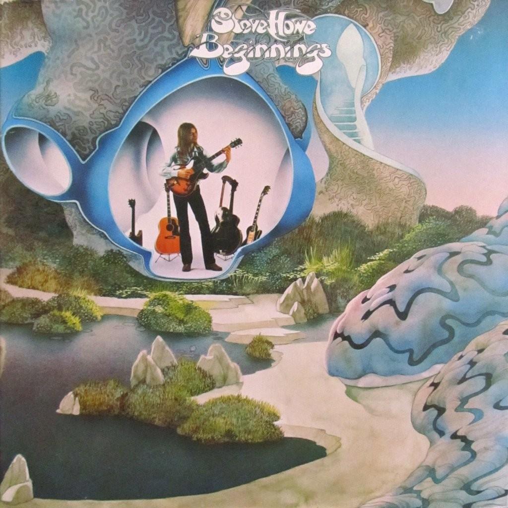 steve Howe - Beginnings Fronte dischi solisti yes