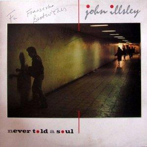 Signed vinyl john illsley dischi solisti dire straits
