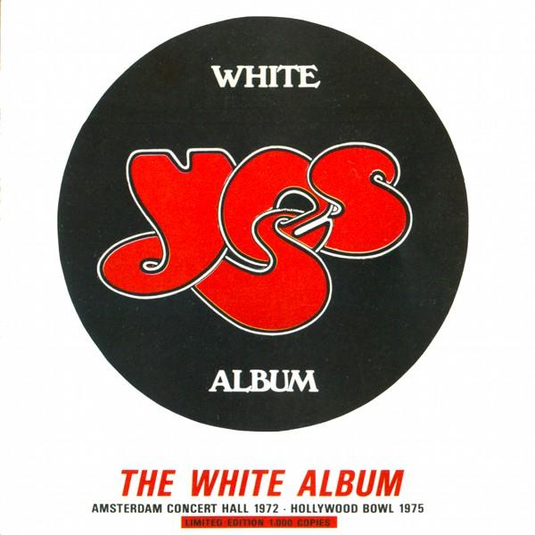 Yes White Album