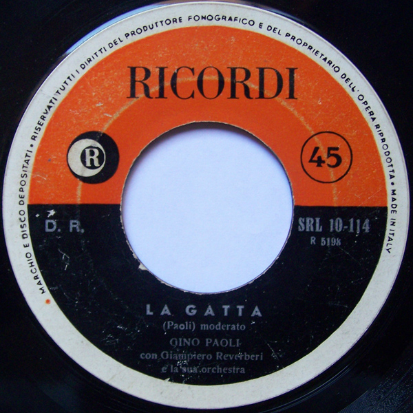 60 Gatta - Paoli