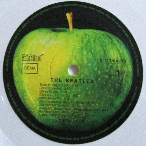 Beatles A Side