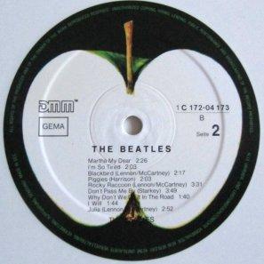 Beatles B Side