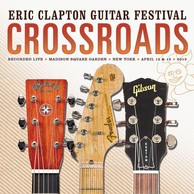 Eric Clapton 4 lp vinyl record store day