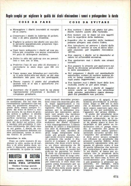 Conservare Dischi6