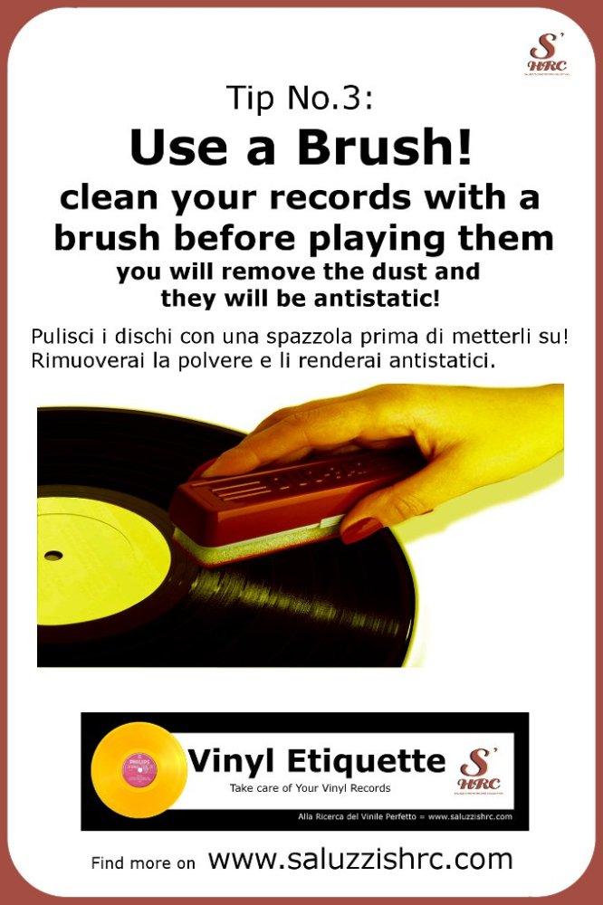 Cura e Manutenzione dei Dischi in Vinile: la Vinyl Etiquette (5/6)