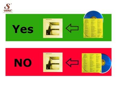 Vinyl Etiquette manutenzione dischi vinile