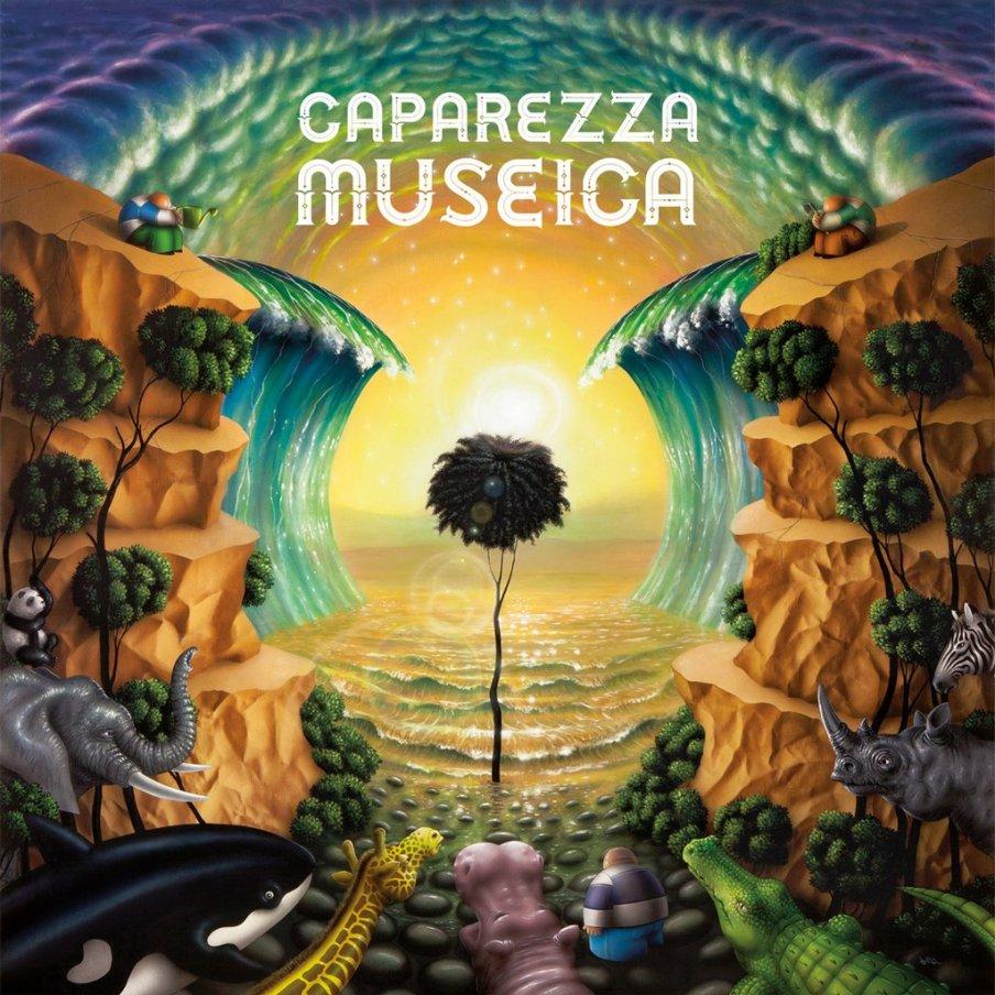 Museica Caparezza Migliori Album 2014