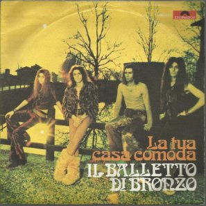 Balletto di Bronzo - La tua casa comoda