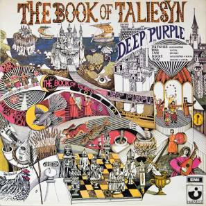 DeepPurple - Book of Taliesin