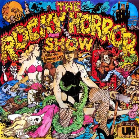 Rocky Orror Picture Show London Cast