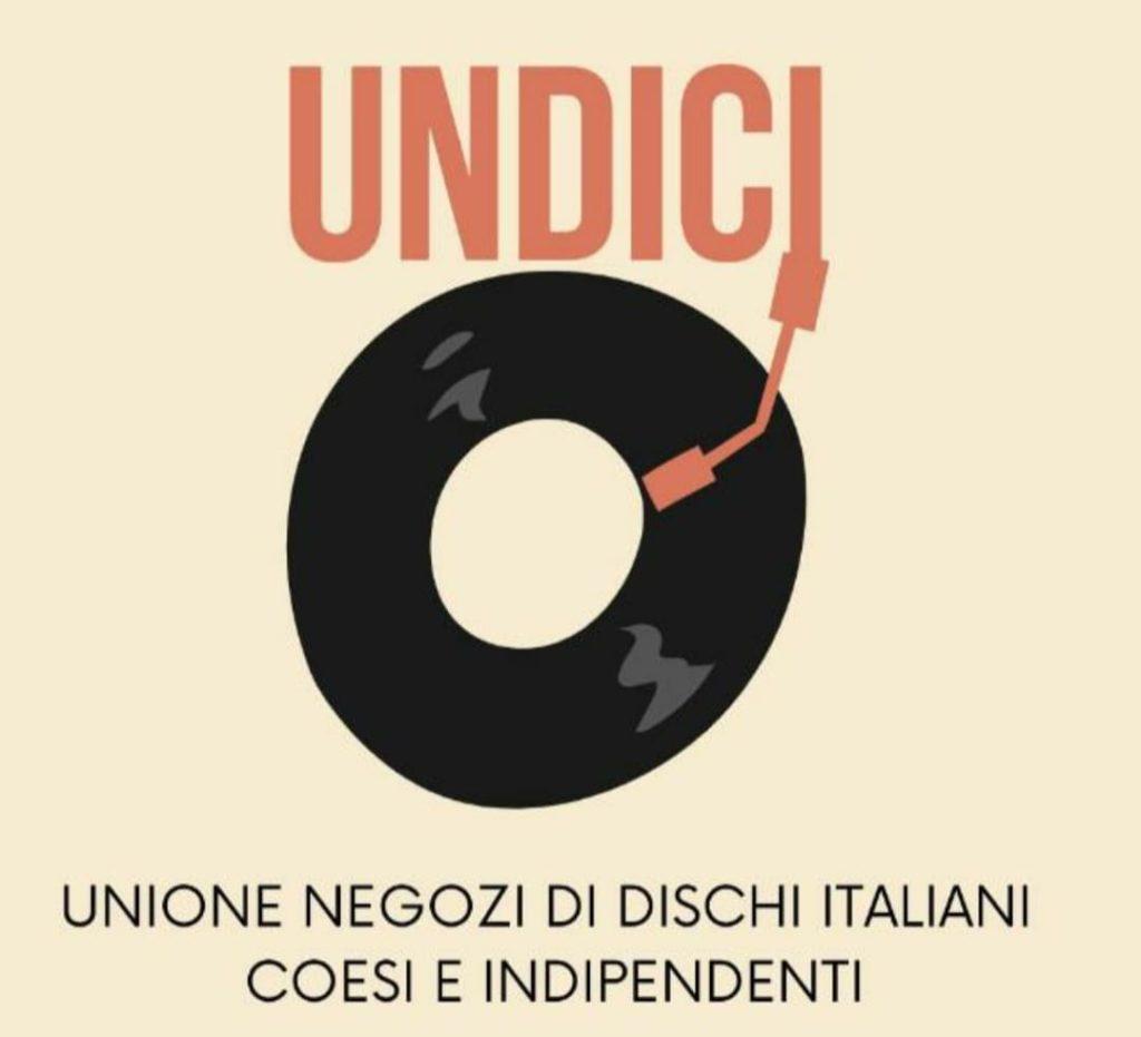 undici unione negozi di dischi italiani