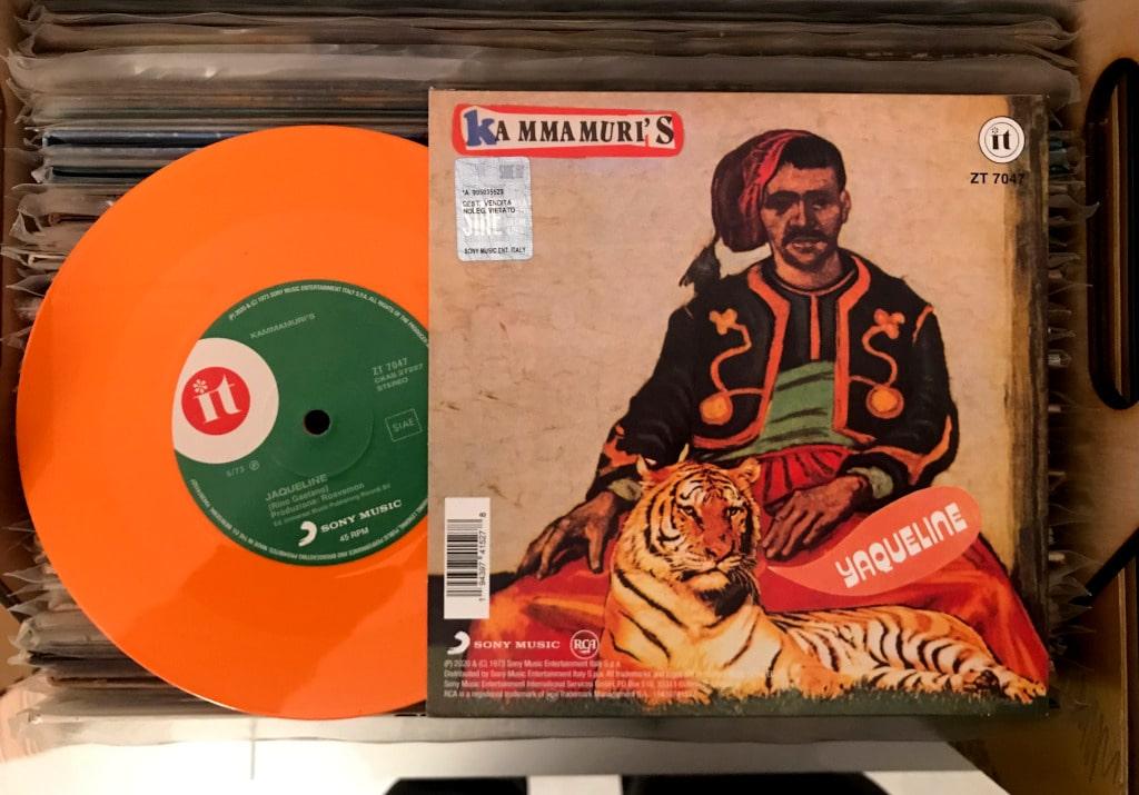i love you maryanna vinile arancione it record store day