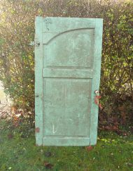 "Unusual 2 Panel Georgian Cupboard Door ( 75.625″ x 51"" x 0.875″ ) ref:243"